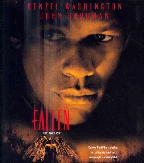 FALLEN BY WASHINGTON,DENZEL (Blu-Ray)