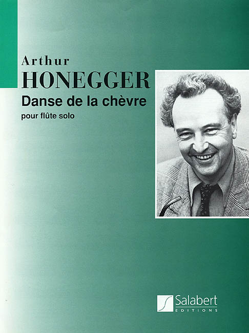 Danse De La Chevre By Honegger, Arthur (COP)